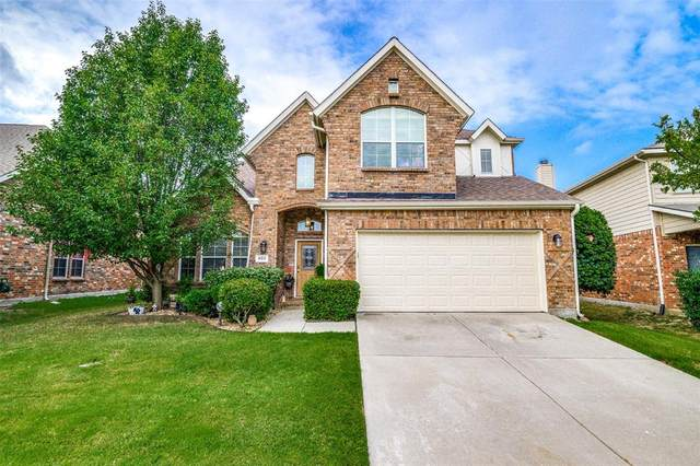 804 Lake Grove Drive, Little Elm, TX 75068 (MLS #14382967) :: Frankie Arthur Real Estate