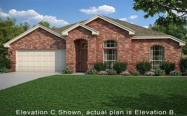 275 Marina Drive, Azle, TX 76020 (MLS #14382986) :: Trinity Premier Properties