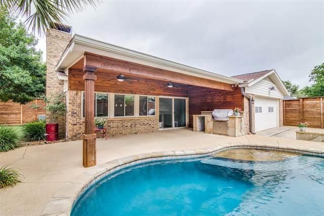 5810 Galaxie Road, Garland, TX 75044 (MLS #14382992) :: The Kimberly Davis Group