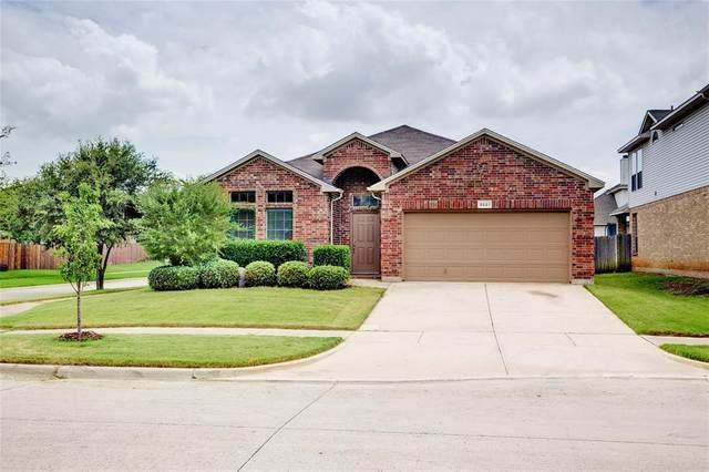3221 Stonecrop Trail, Denton, TX 76226 (MLS #14382998) :: Baldree Home Team