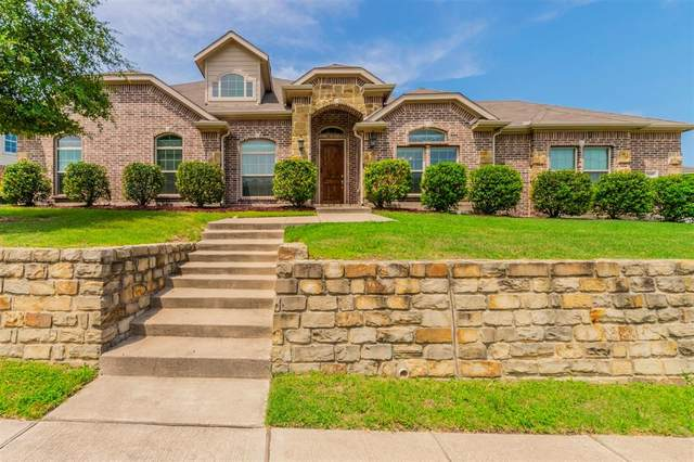 5045 Whisper Drive, Fort Worth, TX 76123 (MLS #14383005) :: The Welch Team