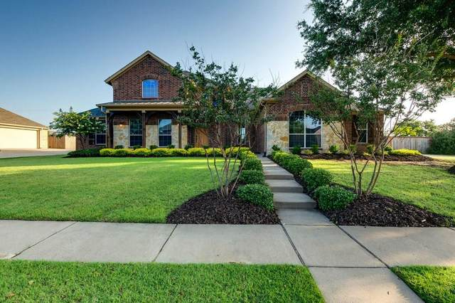 405 Panther Peak Drive, Midlothian, TX 76065 (MLS #14383007) :: Real Estate By Design