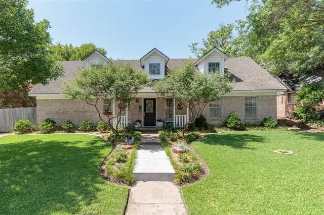 3805 Wayland Drive, Fort Worth, TX 76133 (MLS #14383010) :: The Heyl Group at Keller Williams