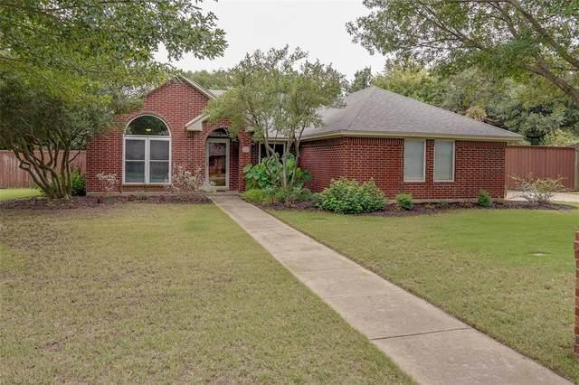 128 Baird Circle, Highland Village, TX 75077 (MLS #14383013) :: Justin Bassett Realty