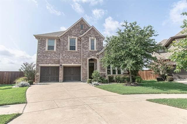 895 Sweet Iron Road, Frisco, TX 75036 (MLS #14383014) :: All Cities USA Realty