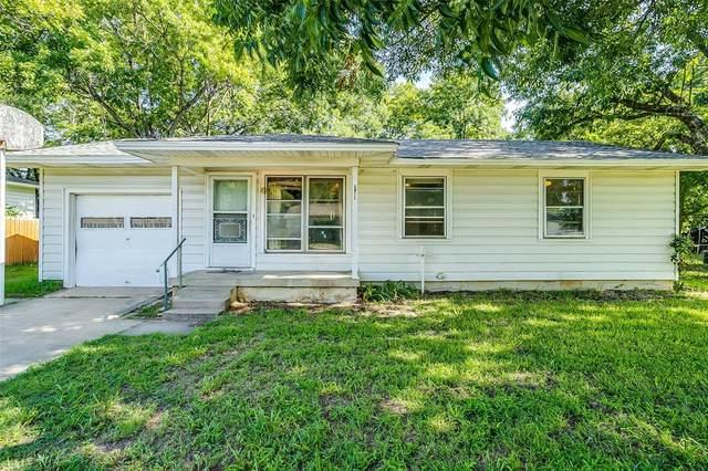 1513 Choctaw Avenue, Denton, TX 76209 (MLS #14383021) :: The Chad Smith Team