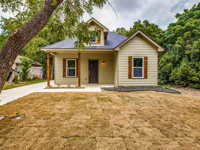 1333 Blodgett Avenue, Fort Worth, TX 76115 (MLS #14383023) :: Team Tiller