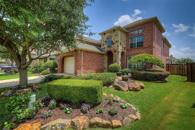 1011 Cadbury Lane, Forney, TX 75126 (MLS #14383025) :: NewHomePrograms.com LLC