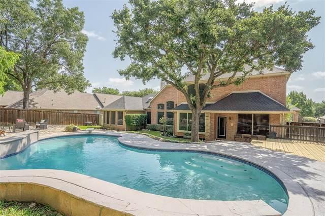 1681 Oak Ridge Drive, Corinth, TX 76210 (MLS #14383030) :: The Daniel Team