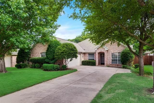 3717 Merrimack Drive, Denton, TX 76210 (MLS #14383042) :: Baldree Home Team