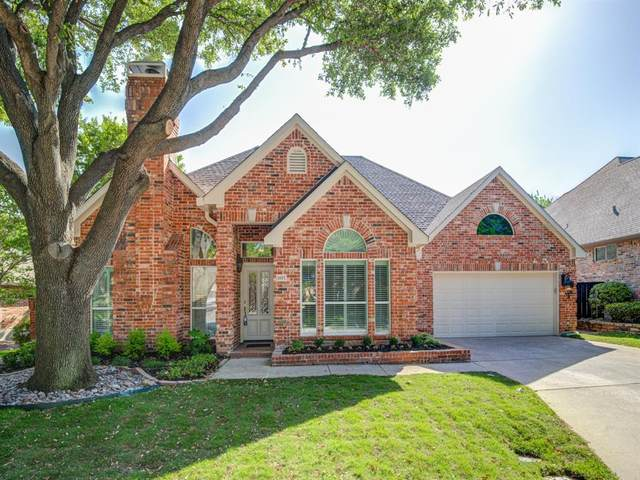 1401 Rancho Vista Drive, Mckinney, TX 75072 (MLS #14383050) :: Hargrove Realty Group