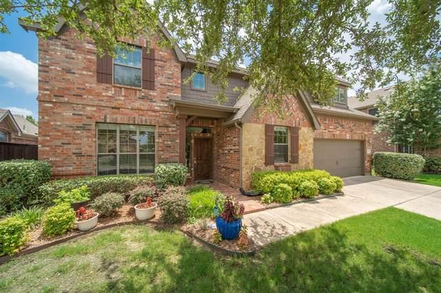 12616 Travers Trail, Fort Worth, TX 76244 (MLS #14383065) :: Justin Bassett Realty