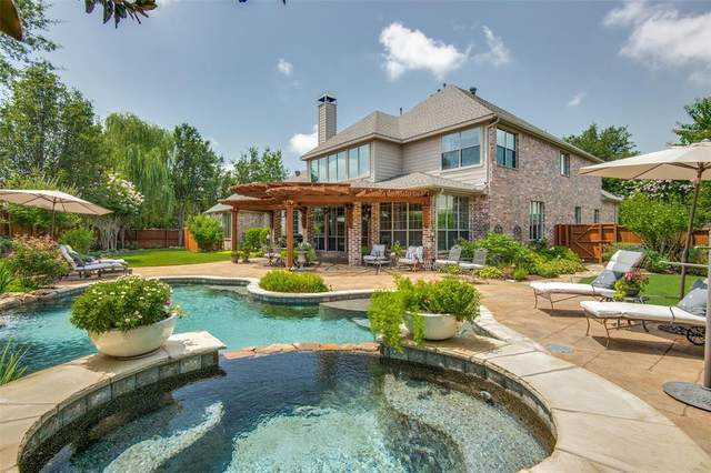 1100 Tuscany Court, Mckinney, TX 75071 (MLS #14383073) :: Hargrove Realty Group