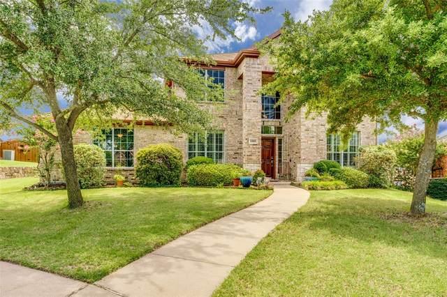 1360 Riverside Oaks Drive, Rockwall, TX 75087 (MLS #14383075) :: The Welch Team