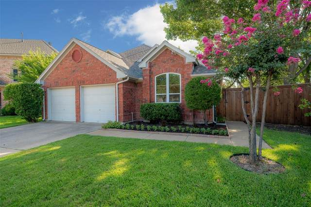1416 Exeter Drive, Plano, TX 75093 (MLS #14383116) :: All Cities USA Realty