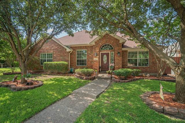 11459 La Grange Drive, Frisco, TX 75035 (MLS #14383128) :: The Kimberly Davis Group