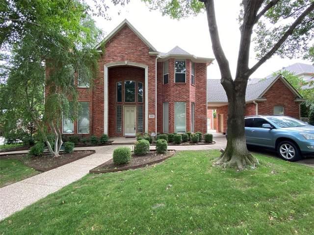 2619 E Prairie Creek Drive, Richardson, TX 75080 (MLS #14383130) :: The Kimberly Davis Group