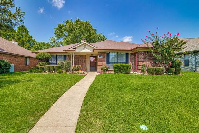 3118 Andrea Lane, Garland, TX 75040 (MLS #14383162) :: The Mauelshagen Group
