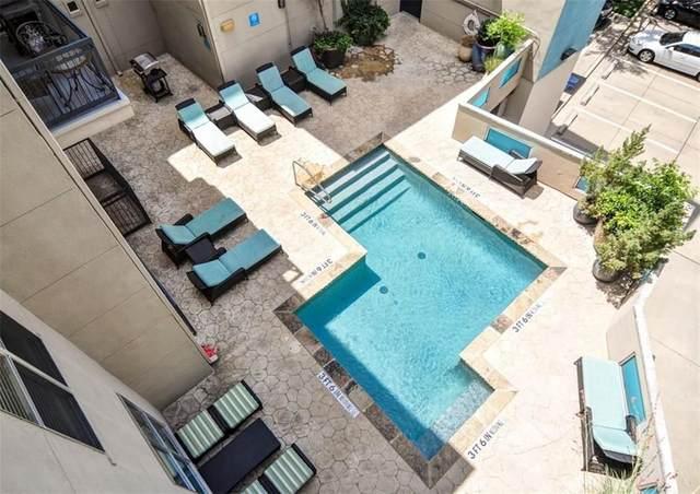 2950 Mckinney Avenue #422, Dallas, TX 75204 (MLS #14383196) :: Results Property Group