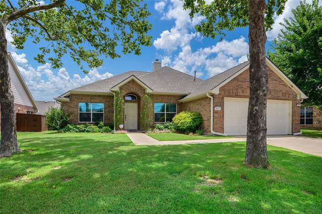3201 Glenwood Drive, Wylie, TX 75098 (MLS #14383198) :: Hargrove Realty Group