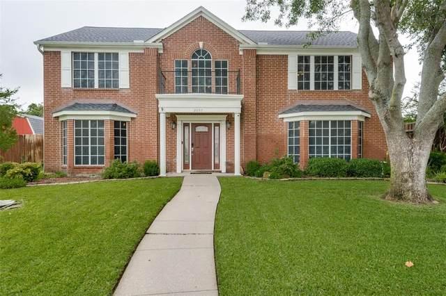 2057 Vista Drive, Lewisville, TX 75067 (MLS #14383203) :: The Mauelshagen Group