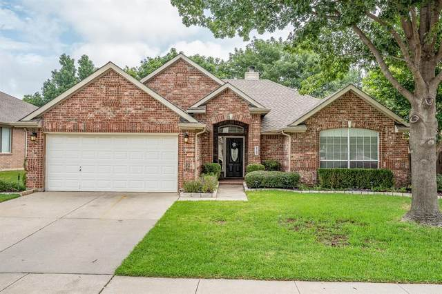 3733 Lake Country Drive, Denton, TX 76210 (MLS #14383213) :: All Cities USA Realty
