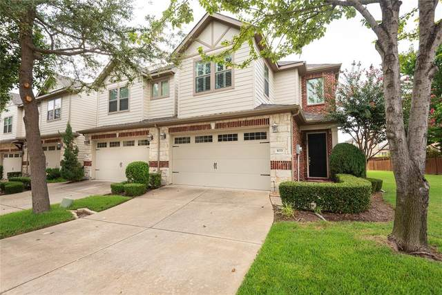 833 Apple Hill Drive, Allen, TX 75013 (MLS #14383226) :: Tenesha Lusk Realty Group