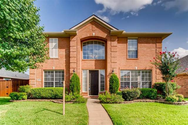 4717 Sunflower Drive, Mckinney, TX 75070 (MLS #14383248) :: Hargrove Realty Group