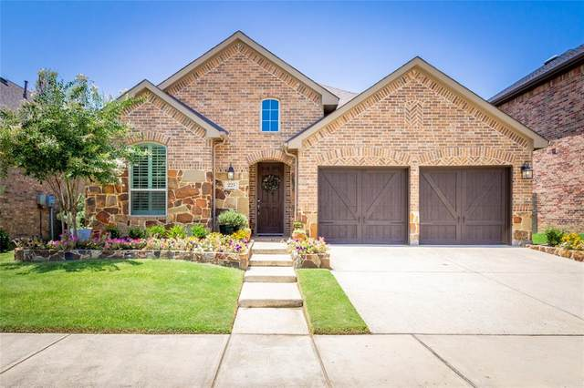 225 Sunrise Drive, Argyle, TX 76226 (MLS #14383251) :: The Mauelshagen Group