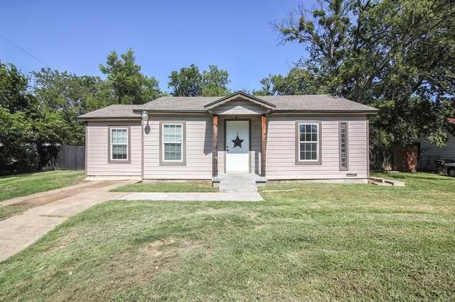 2213 Garrison Avenue, Fort Worth, TX 76105 (MLS #14383269) :: The Mauelshagen Group