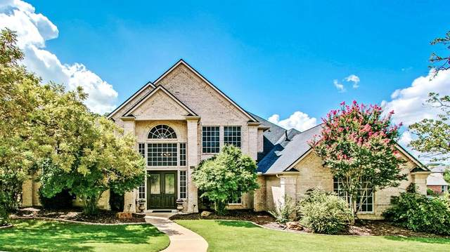 800 Woodhaven Drive, Highland Village, TX 75077 (MLS #14383270) :: Baldree Home Team