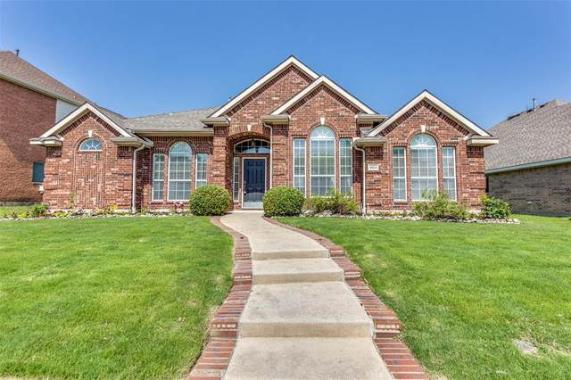 3504 Woodson Drive, Mckinney, TX 75070 (MLS #14383275) :: The Paula Jones Team | RE/MAX of Abilene