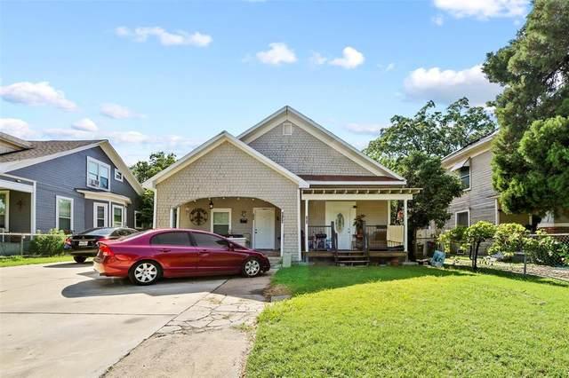 2730 S Jennings Avenue, Fort Worth, TX 76110 (MLS #14383276) :: The Hornburg Real Estate Group