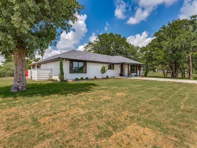 205 Speer Lane, Alvord, TX 76225 (MLS #14383279) :: The Mauelshagen Group