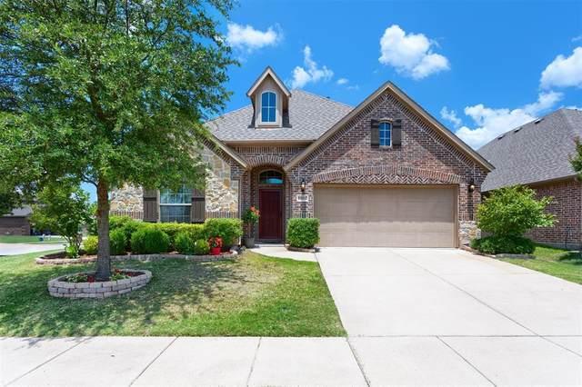 1102 Gaines Road, Melissa, TX 75454 (MLS #14383289) :: The Good Home Team