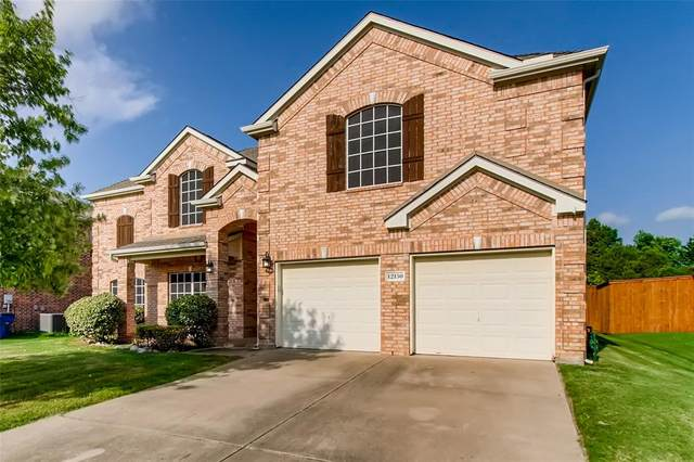 12150 Sailmaker Lane, Frisco, TX 75035 (MLS #14383293) :: Hargrove Realty Group