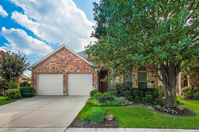 1713 Woodway Drive, Mckinney, TX 75071 (MLS #14383295) :: Hargrove Realty Group