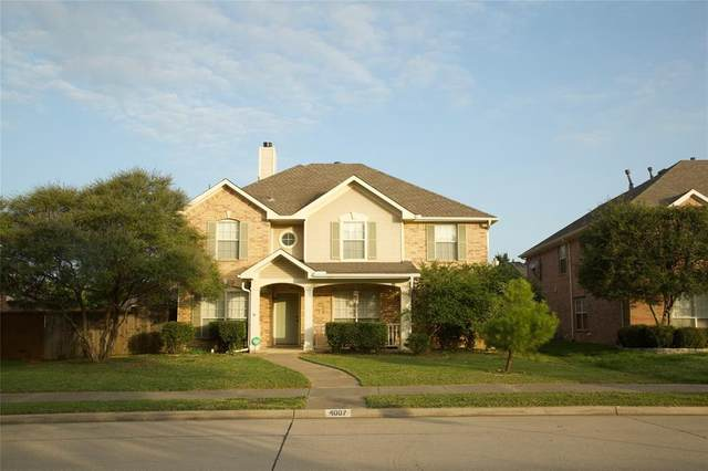 4007 Rolling Oaks Drive, Carrollton, TX 75007 (MLS #14383296) :: The Chad Smith Team