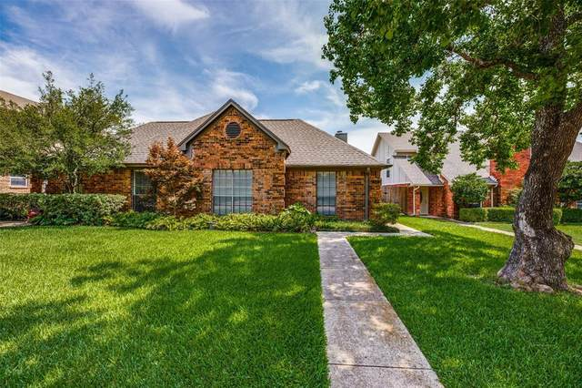 9333 Highedge Circle, Dallas, TX 75238 (MLS #14383298) :: The Mauelshagen Group