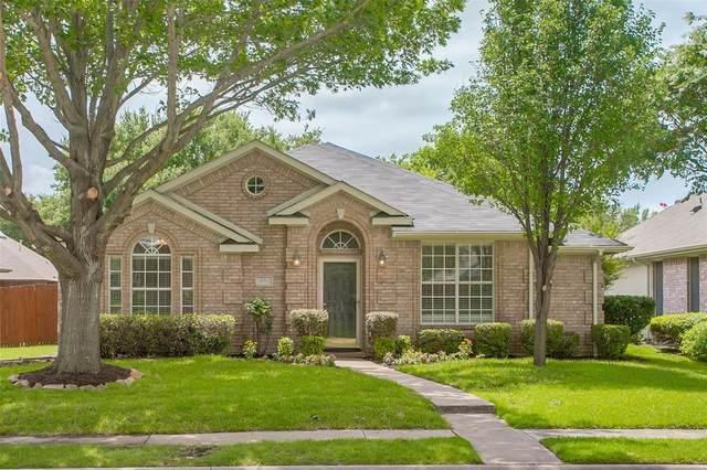 10711 River Oaks Drive, Frisco, TX 75035 (MLS #14383302) :: Team Hodnett