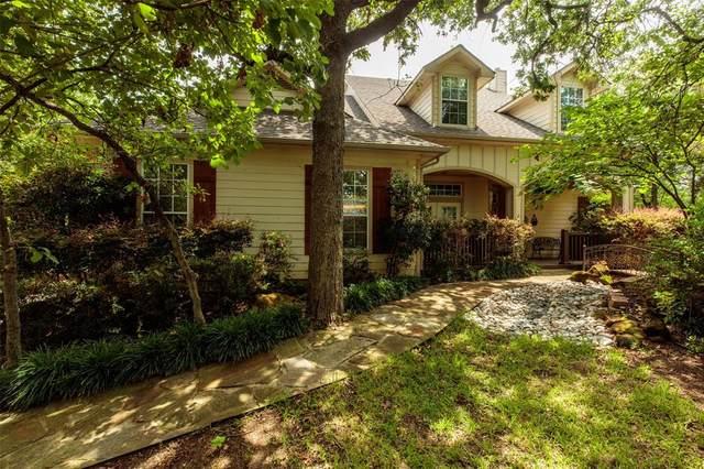 245 Williams Road, Fort Worth, TX 76120 (MLS #14383304) :: The Mauelshagen Group