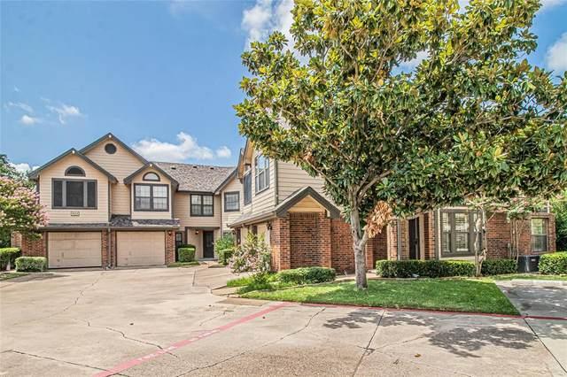422 Santa Fe Trail #13, Irving, TX 75063 (MLS #14383307) :: Team Tiller