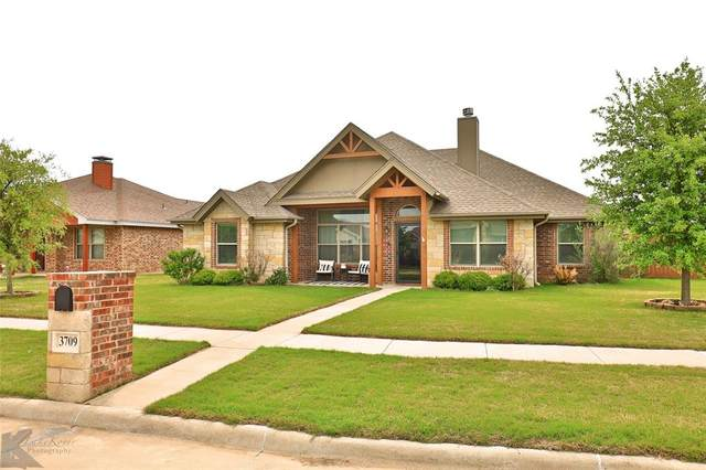 3709 Firedog Road, Abilene, TX 79606 (MLS #14383319) :: The Chad Smith Team