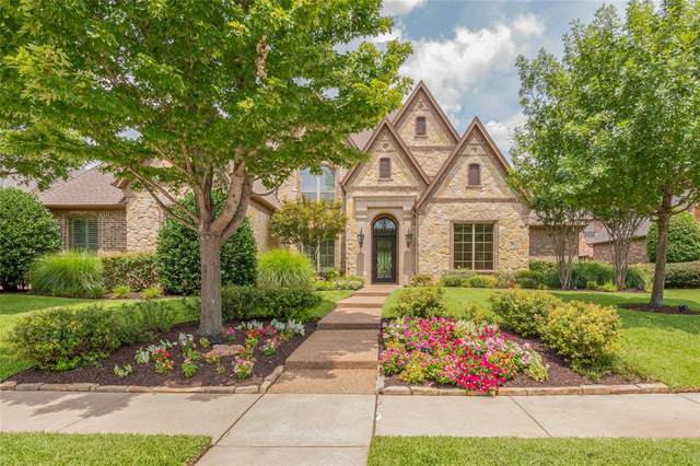 7401 Braemar Terrace, Colleyville, TX 76034 (MLS #14383324) :: The Paula Jones Team | RE/MAX of Abilene