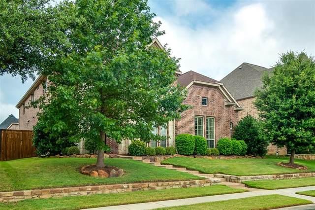 11231 Powder Horn Lane, Frisco, TX 75033 (MLS #14383347) :: Justin Bassett Realty