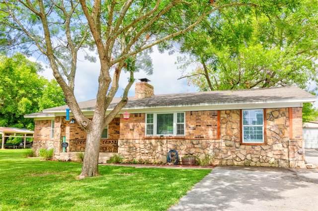 500 Walnut Street, Collinsville, TX 76233 (MLS #14383351) :: The Heyl Group at Keller Williams
