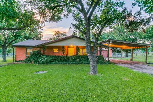 304 Union Hill Road, Ennis, TX 75119 (MLS #14383367) :: Potts Realty Group