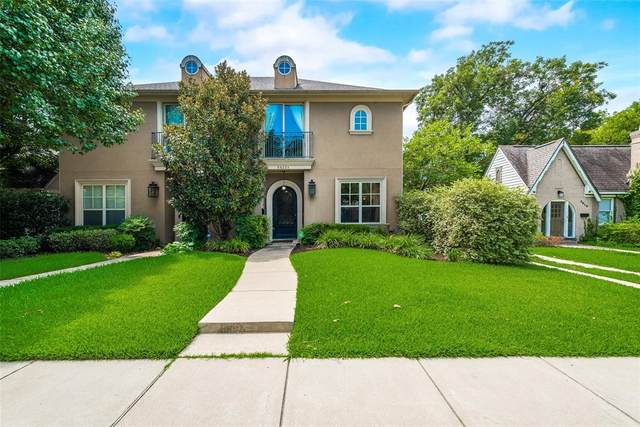5622 Martel Avenue A, Dallas, TX 75206 (MLS #14383376) :: Baldree Home Team