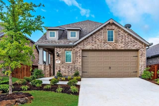 1216 Friesian Lane, Aubrey, TX 76227 (MLS #14383379) :: Tenesha Lusk Realty Group