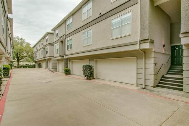 2201 Wolf Street #1207, Dallas, TX 75201 (MLS #14383380) :: Team Tiller